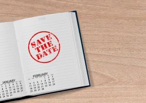 Book Week 2018 Date Calendar Year Day